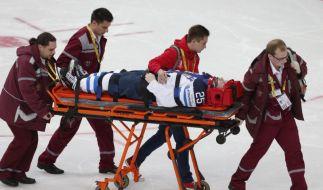 Check gegen Kopf: Russe Schipatschow beiWM gesperrt (Foto)