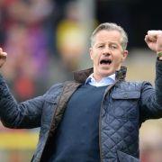 Keller bleibt Schalke-Trainer (Foto)