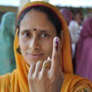 Prognosen in Indien: Hindu-Nationalisten vorn (Foto)
