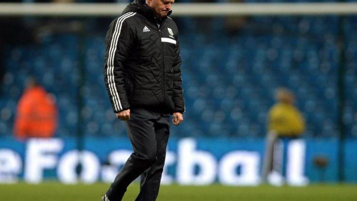 West Bromwich Albion trennt sich von Trainer Mel (Foto)