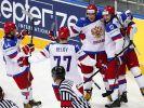 Russland stürmt zum Sieg - 6:1 gegen die USA (Foto)