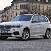 """Test BMW X5 M50d - Kein echter """"M"""" (Foto)"""