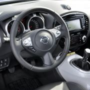 Erste Fahrt im neuen Nissan Juke - Im Detail verfeinert