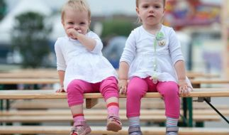 Doppelpack im Kinderwagen - Zwillingsgeburten nehmen zu (Foto)
