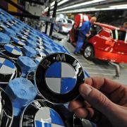 BMW erneut mit Verkaufsrekord (Foto)