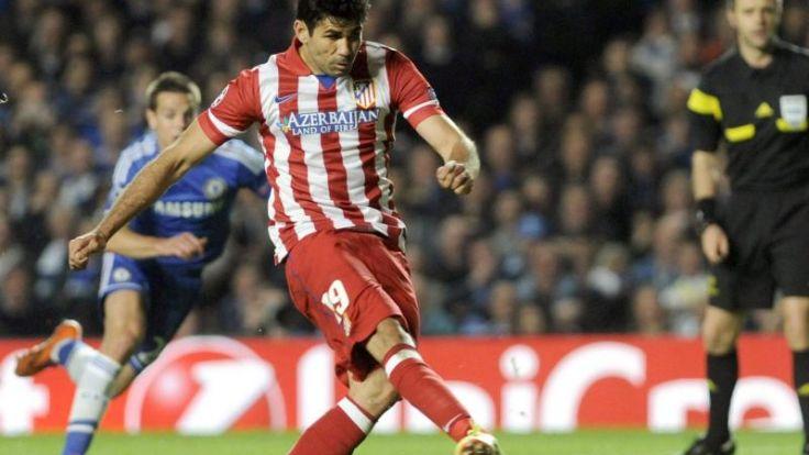 Medien: Chelsea holt Atléticos Diego Costa (Foto)