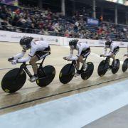 Deutscher Vierer will nach Rio - Olympia-Programm unverändert (Foto)