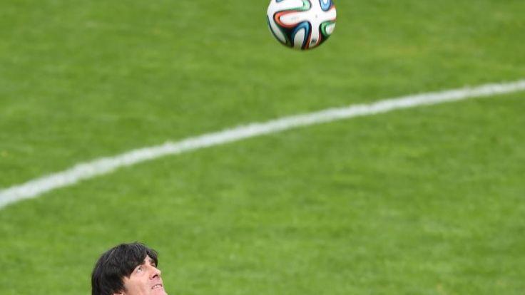 Löw: Auch als Weltmeister muss nicht Schluss sein (Foto)