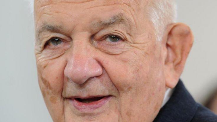 Alfred Grosser erhält Nannen-Preis für Lebenswerk (Foto)