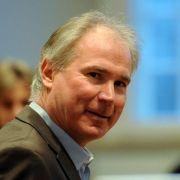 Schwenker: Kein Kommentar zu HBL-Kandidatur (Foto)