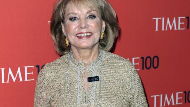 US-Fernsehikone Barbara Walters tritt ab (Foto)