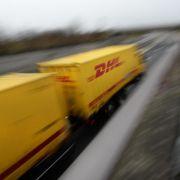Internet-Handel treibt Paketversand in die Höhe (Foto)