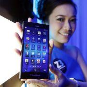 Blackberry versucht Befreiungsschlag mit Billig-Smartphone (Foto)
