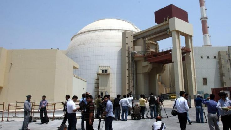 Informelle Gespräche zum Start der neuen Runde im Atomstreit (Foto)