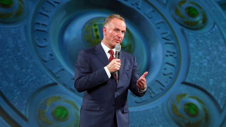 Rummenigge trotzt Spekulationen: Alle sind «zufrieden» (Foto)
