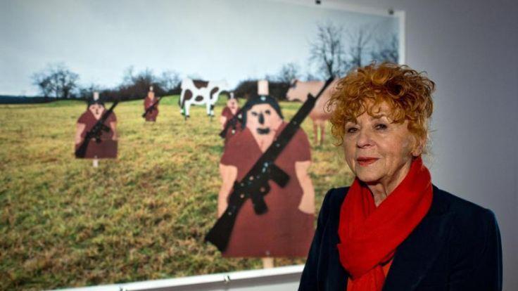 «Targets» - Herlinde Koelbl zeigt Feindbilder aus aller Welt (Foto)