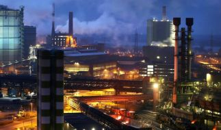 Lichtblick bei ThyssenKrupp (Foto)