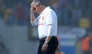 Neuanfang ohne Janßen: Dresden braucht neuen Trainer (Foto)