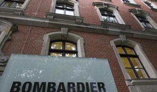 Bahn zieht gegen Zuglieferant Bombardier vor Gericht (Foto)