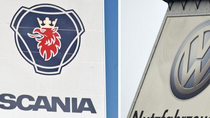 VW macht Scania-Deal perfekt und nimmt Meilenstein für Lkw-Allianz (Foto)