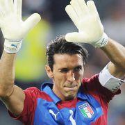 Buffon und Pirlo führen Italiens WM-Kader an (Foto)