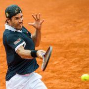 Haas in Rom in Runde zwei - Auch Kohlschreiber weiter (Foto)