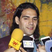 Verletzter Stürmerstar Falcao in Kolumbiens WM-Aufgebot (Foto)
