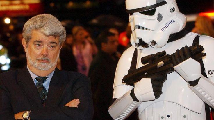 «Star Wars» und «Indiana Jones»: George Lucas wird 70 (Foto)