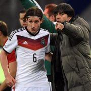 Bundestrainer: «Wichtig, dass es Konkurrenzkampf gibt» (Foto)