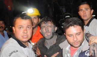 Zum Zeitpunkt des Unglücks waren 787 Arbeiter in der Zeche. (Foto)