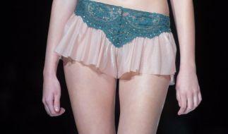 Gefährlicher Schönheitstrend Thigh Gap - Abnehmen ist sinnlos (Foto)