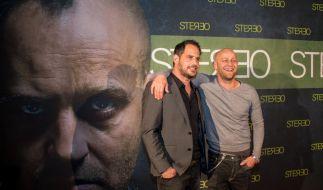 In Leipzig stellten Moritz Bleibtreu und Jürgen Vogel ihren Film «Stereo» vor. (Foto)