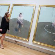 Newman-Gemälde sticht bei Auktion Bacon aus (Foto)
