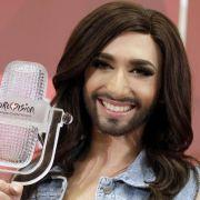 Der Bart von Conchita Wurst macht einen Großteil ihres Erfolges aus.