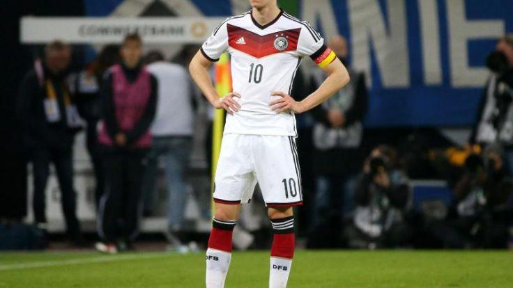 Stolzer Kapitäns-Jüngling Draxler: «Eine große Ehre» (Foto)