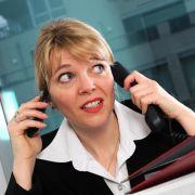 Der Druck wächst: Höhere Anforderungen sorgen für Stress im Job (Foto)