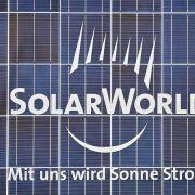 Preisrückgang machte Solarworld zu schaffen (Foto)