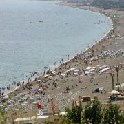 Das östliche Mittelmeer lädt vielerorts zum Baden ein (Foto)