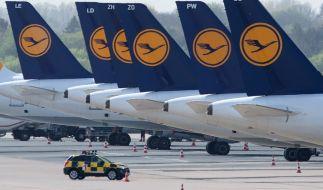 Beinahe hätte der Flug LH 2066 eine ganze Busladung Passagiere vergessen. (Foto)