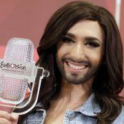 Conchita Wurst stand Steffen Hallschka bei «stern TV» Rede und Antwort.