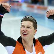 Eisschnelllauf-Star Kramer wechselt zu Erfolgscoach (Foto)