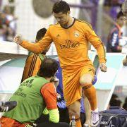 Portugals Nationalcoach: «Glauben, Ronaldo wird fit» (Foto)