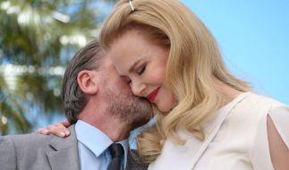 Nicole Kidman verteidigt «Grace of Monaco» (Foto)