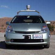 Google spricht mit Herstellern über selbstfahrende Autos (Foto)