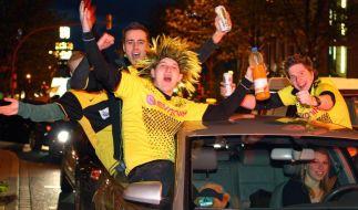 Dortmund rüstet sich für das DFB-Finale (Foto)