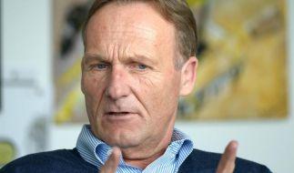 Hans-Joachim Watze will ein Transfer-Verbot in der Saison. (Foto)