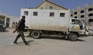 Deutsche Geisel im Jemen nach Deal mit Entführern frei (Foto)