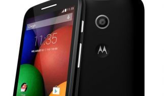 Motorola: Moto G bekommt LTE - Neues Einsteigermodell Moto E (Foto)
