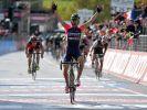 Italiener Ulissi gewinnt 5. Giro-Etappe (Foto)