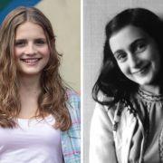 18-jährige Mala Emde spielt Anne Frank in ARD-Doku-Drama (Foto)
